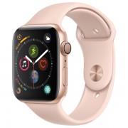 """Часы Apple Watch Sport 40mm series 4, спортивный ремешок цвета """"розовый песок"""""""