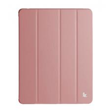 Чехол Jisoncase Executive Smart Case Premium для Apple iPad Air 5 (розовый)