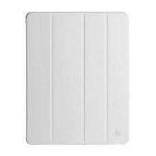 Чехол Jisoncase Executive Smart Case Premium для Apple iPad Air 5 (белый)