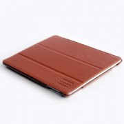 Чехол HOCO Three angle bracket case iPad 2 / iPad 3 / iPad 4 (коричневый)
