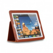 Чехол YooBao iPad 2 / iPad 3 / iPad 4 Executive Leather Case (коричневый)