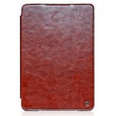 Чехол HOCO Crystal leather case (коричневый)