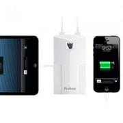 Доп. зарядное устройство  Yoobao Power Bank White для iPhone / iPad / Samsung (13000mAh)