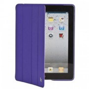 Чехол Jisoncase Executive Smart Case Premium для iPad 2/iPad 3/iPad 4(фиолетовый)