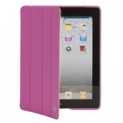 Чехол Jisoncase Executive Smart Case Premium для iPad 2/iPad 3/iPad 4(розовый)