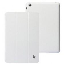 Чехол Jisoncase Executive Smart Case Premium для iPad mini (белый)