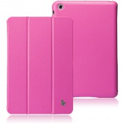 Чехол Jisoncase Executive Smart Case Premium для iPad mini (розовый)