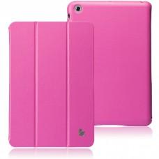 Чехол Jisoncase Executive Smart Case Premium для iPad mini (розовый)