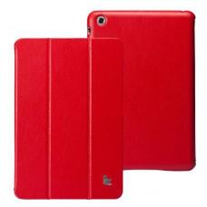 Чехол Jisoncase Executive Smart Case Premium для iPad mini (красный)