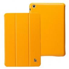 Чехол Jisoncase Executive Smart Case Premium для iPad mini (желтый)