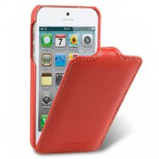 Чехол Melkco Leather Case Jacka Type для iPhone 5S/5 (красный)