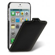 Чехол Melkco Leather Case Jacka Type для iPhone 5S/5 (черный)
