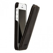 Чехол Melkco Leather Case Jacka Type для iPhone 5S/5 (коричневый)