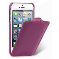 Чехол Melkco Leather Case Jacka Type для iPhone 5S/5 (фиолетовый)