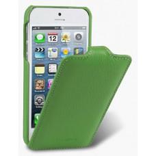 Чехол Melkco Leather Case Jacka Type для iPhone 5S/5 (зеленый)