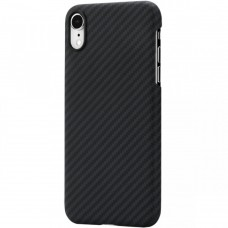 Чехол Pitaka MagCase для iPhone XR (черно-серый)